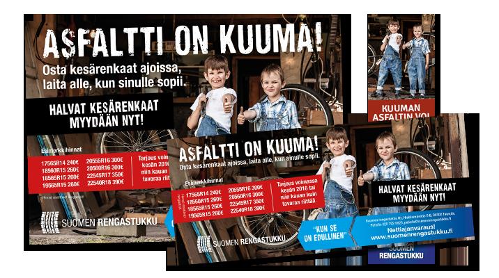 Suomen rengastukun Kevät kamppanja